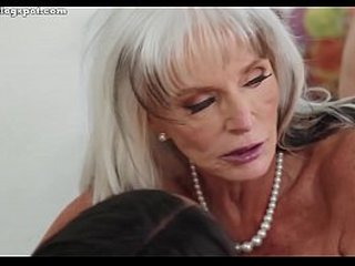 Anal invasion mature lesbian granny three way orgy