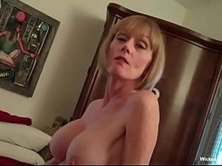 Gang Lovemaking For Horny Amateur Granny
