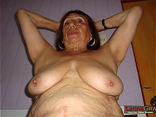 Latinagranny compilation of well mature wrinkles