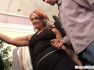 Old Girl Joanna Depp Nails Youthfull Beau In Dressing Room